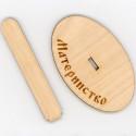 Материнство Деревянная подставка для вышивки на пластиковой канве РА-001