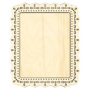 Узор 1 средняя Рамка деревянная для вышивки ОР-120