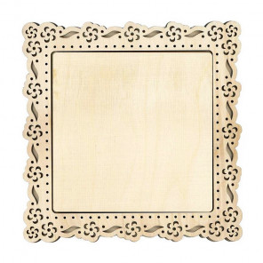 Лето малая Рамка деревянная для вышивки ОР-201