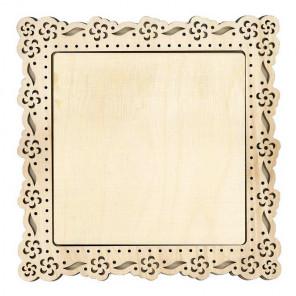 Лето средняя Рамка деревянная для вышивки ОР-202