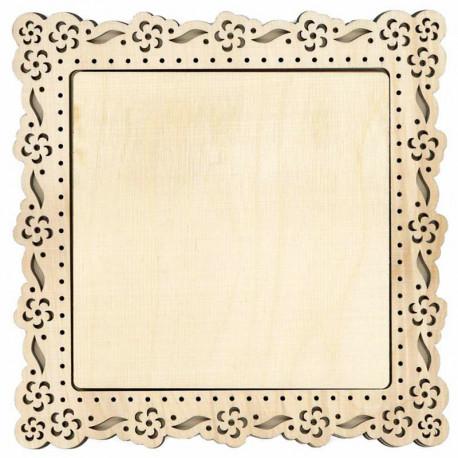 Лето большая Рамка деревянная для вышивки ОР-203