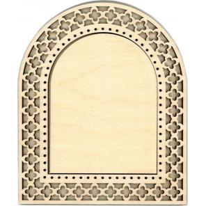 Арка большая Рамка ажурная деревянная для вышивки ОР-108
