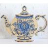 Приятного чаепития Набор для вышивания на деревянной основе МП Студия О-010