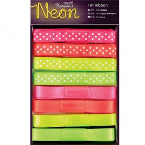Neon Набор лент для скрапбукинга, кардмейкинга Docrafts