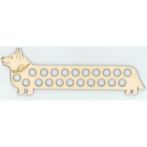 Собака Органайзер для ниток мулине ОР-001