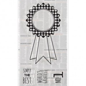 Награда Mr Mister Штампы для скрапбукинга, кардмейкинга Docrafts