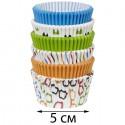 Очки и Бантики Набор бумажных форм для кексов Wilton ( Вилтон )