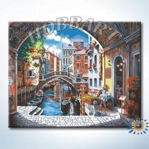 Венецианская классика Раскраска по номерам акриловыми красками на холсте Hobbart