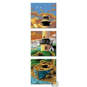 Фаро Раскраски картины по номерам акриловыми красками на холсте Hobbart