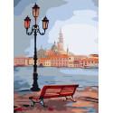 Венеция Раскраска картина по номерам на холсте KH1005