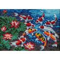 Благополучие и изобилие Набор для вышивки бисером Кроше ВК-292