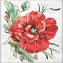Маков цвет Набор для вышивания Матренин посад