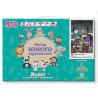 Коробка Пряничные домики Раскраска картина по номерам на холсте KH1038