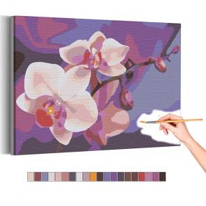 Весна Раскраска картина по номерам на холсте AAAA-RS143