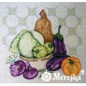 Натюрморт le pourpre Набор для вышивания Merejka K-06