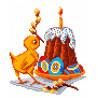 Пасха Набор для вышивания Матренин Посад 1662 Н