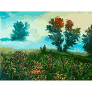Туманы Раскраска картина по номерам на холсте Белоснежка 402-AS