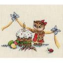 Набор Светлый праздник Набор для вышивания НеоКрафт СВ-21