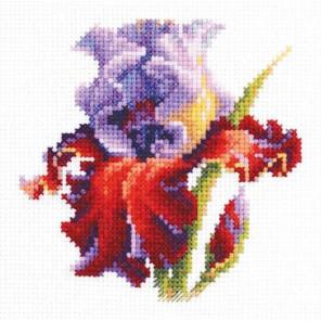 Ирис Набор для вышивания Чудесная игла 150-011