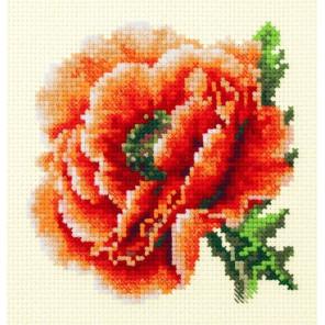 Мак Набор для вышивания Чудесная игла 150-012