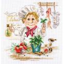Шеф-повар Набор для вышивания Алиса 6-11