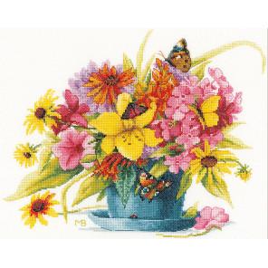 Colour perfection Набор для вышивания LANARTE PN-0188125