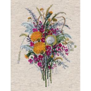 Подарок лета Набор для вышивания Овен 1276