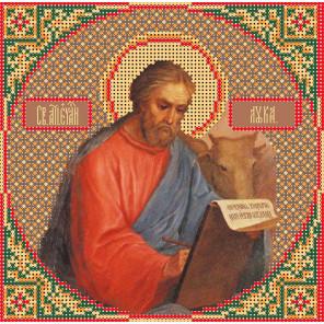 Святой Лука Набор для вышивания бисером Матренин Посад 3066 БГ
