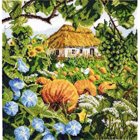 Южный сад Набор для вышивания Марья Искусница 02.010.26