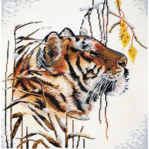 Тигр Набор для вышивания Марья Искусница 03.014.19