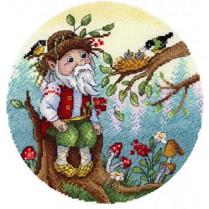 Хозяин леса Набор для вышивания МП Студия НВ-746