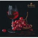 Бокал вина Набор для вышивания Овен 1404