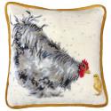 Мама курочка Набор для вышивания подушки Bothy Threads