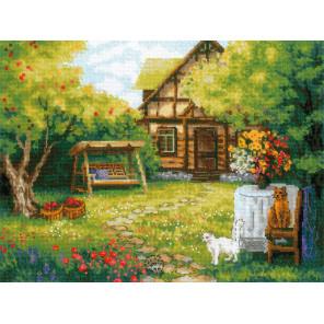 Загородный домик Набор для вышивания Риолис 1845