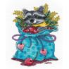 Енотик-сладкоежка Набор для вышивания Овен 1263