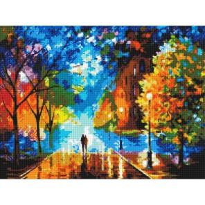 Вечер Алмазная вышивка (мозаика) Sddi Anya