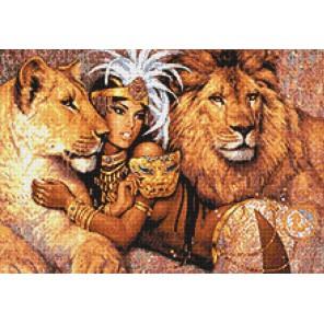 Принцесса Египта Алмазная вышивка (мозаика) Sddi Anya