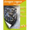 Пантера Алмазная вышивка мозаика Color Kit DKD1004