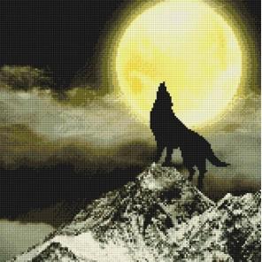 Луна Алмазная вышивка (мозаика) Sddi Anya