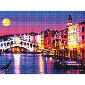 Мост в Венеции Алмазная вышивка (мозаика) Sddi Anya