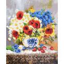 Пряное лето Алмазная вышивка мозаика Color Kit KUK100