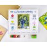 Коробка Васильковое лето Алмазная вышивка мозаика Color Kit KUK104