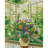 Лето Алмазная вышивка мозаика Color Kit KUK106