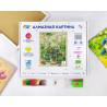 Коробка Лето Алмазная вышивка мозаика Color Kit KUK106