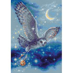 Волшебная сова Набор для вышивания Риолис 1872