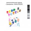 Дополнительные краски для раскраски AAAA-RS250