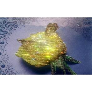 Букет Алмазная вышивка мозаика Солнце 5236