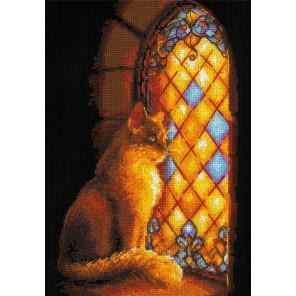 Хранительница замка Набор для вышивания Риолис 1848