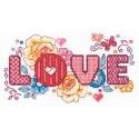 Love Набор для вышивания Риолис 1853
