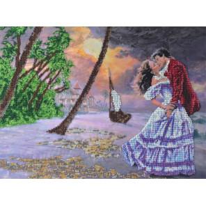Романтика Набор для вышивания бисером FeDi КВ643